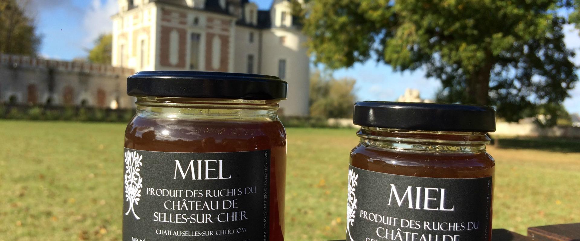 Le château fait son miel