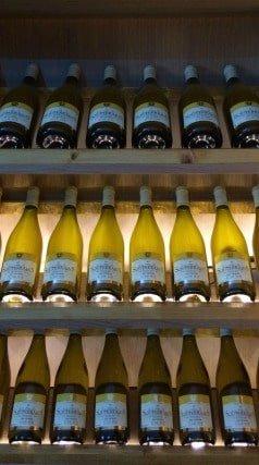 Bouteilles de vin Sauvignon produit sur notre Domaine des Souterrains, à Châtillon sur Cher