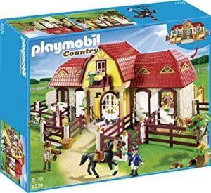 Playmobil ferme cadeau