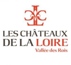 Logo association les 80 châteaux de la Loire