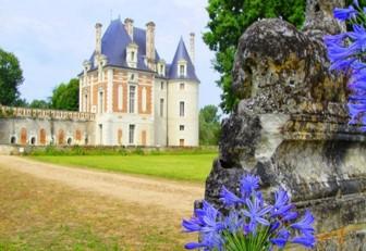 château de Selles sur Che