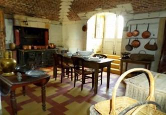 cuisine château Selles sur Cher